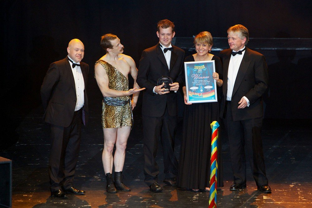 South Lytchett Manor Bournemouth Tourism Awards