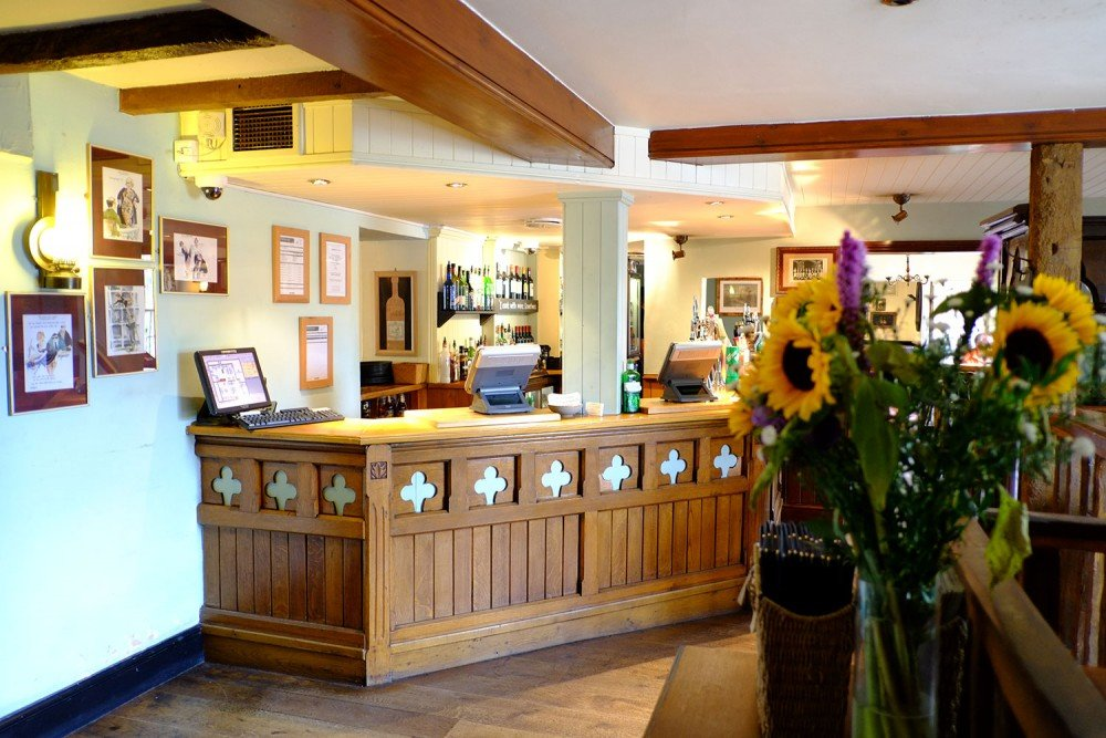 Free bottle of wine for all our guests at South Lytchett Manor