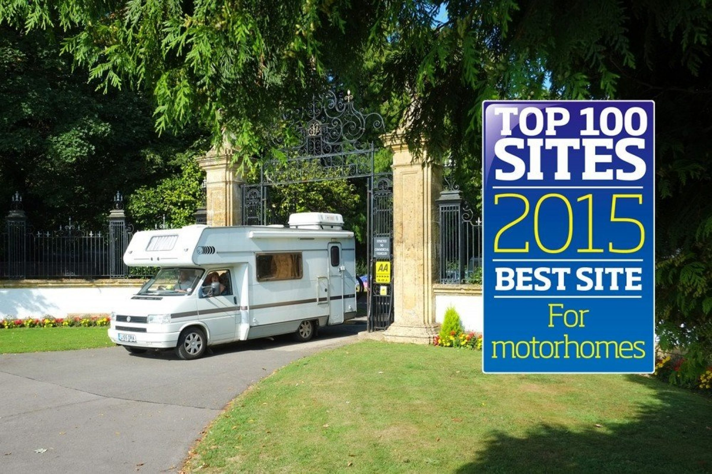 South Lytchett Manor Is The Best Park In The UK For Motorhomes