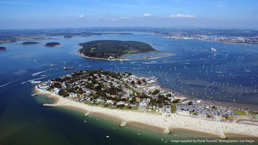 Sandbanks Peninsula 2 Image supplied by Poole Tourism. Photographer: Sue Sieger