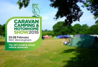 South Lytchett Manor Caravan and Camping Park are at The Caravan, Camping and Motorhome Show 2016