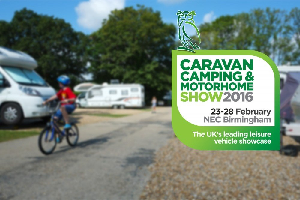 South Lytchett Manor Caravan and Camping Park are at The Caravan, Camping and Motorhome Show 2016