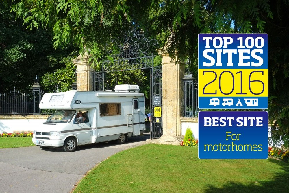Best UK Site for Motorhomes Again