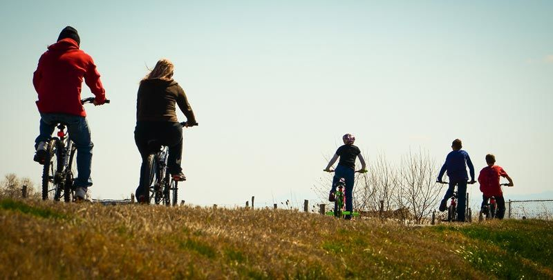 Cycling is one of the great things to do in Poole.