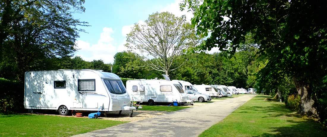 South Lytchett Manor Caravan Park