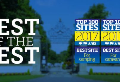 South Lytchett Manor Best of the best! Best site Camping in Dorset