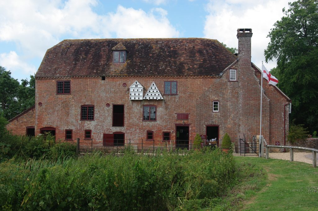 White Mill, a National Trust propery in Sturminster Marshall