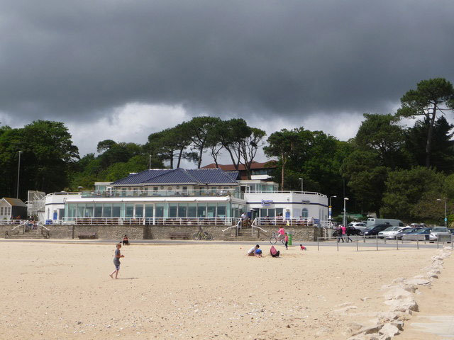 Branksome Beach Restaurant.