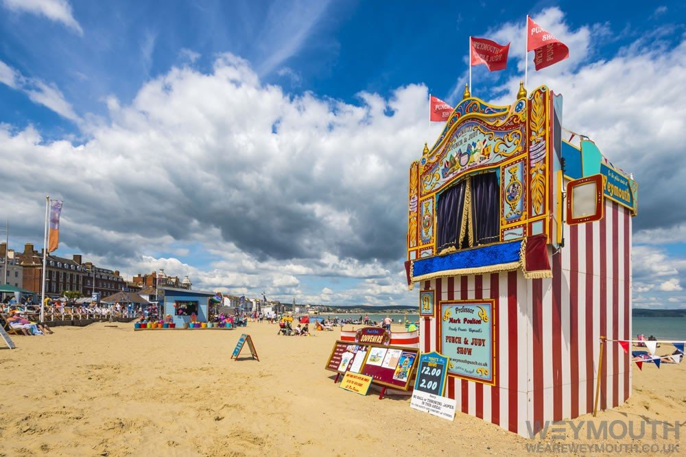Weymouth Beach.