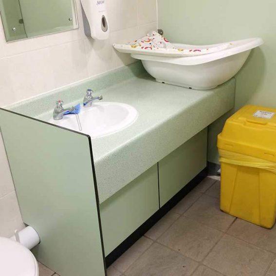 South Lytchett Manor Family Bathroom 1