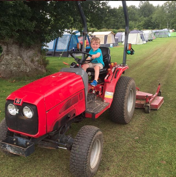 A budding new grounds keeping in the making!