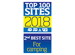 SLM Top 100-2017 Best site for Camping