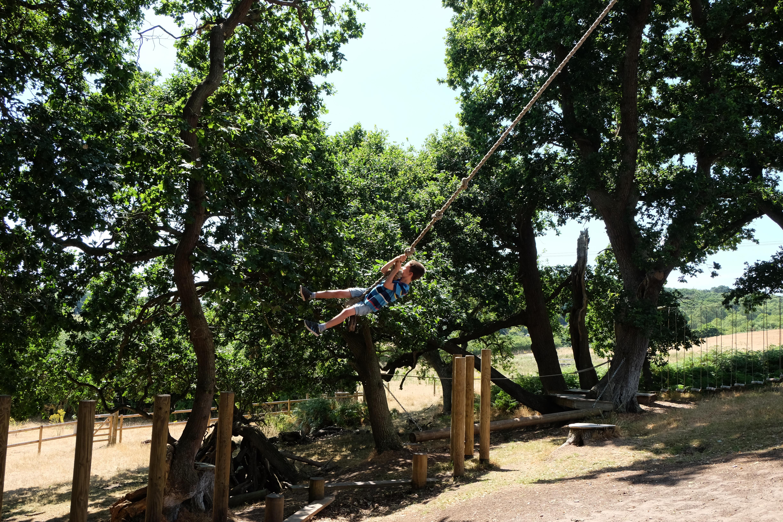 RSPB Arne Play Park