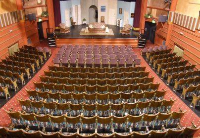 Tivoli theatre in Wimborne