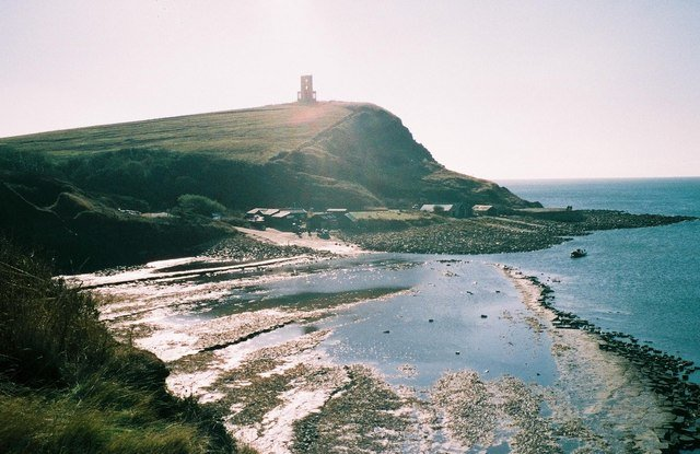 Kimmeridge Bay on the Jurassic Coast