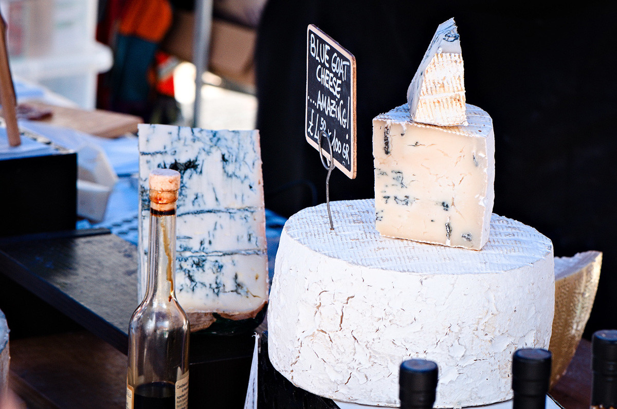 cheese food festival in dorset