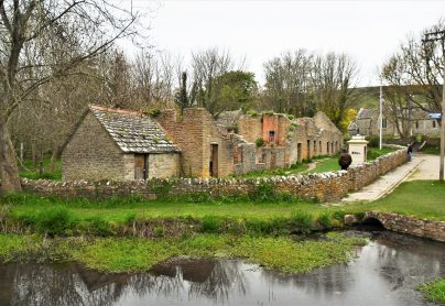 tyneham village worbarrow bay
