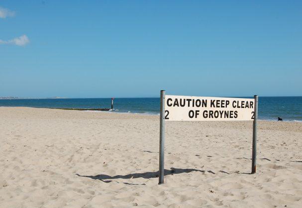 Branksome Dene Beach