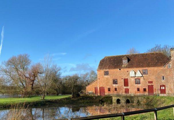 White Mill