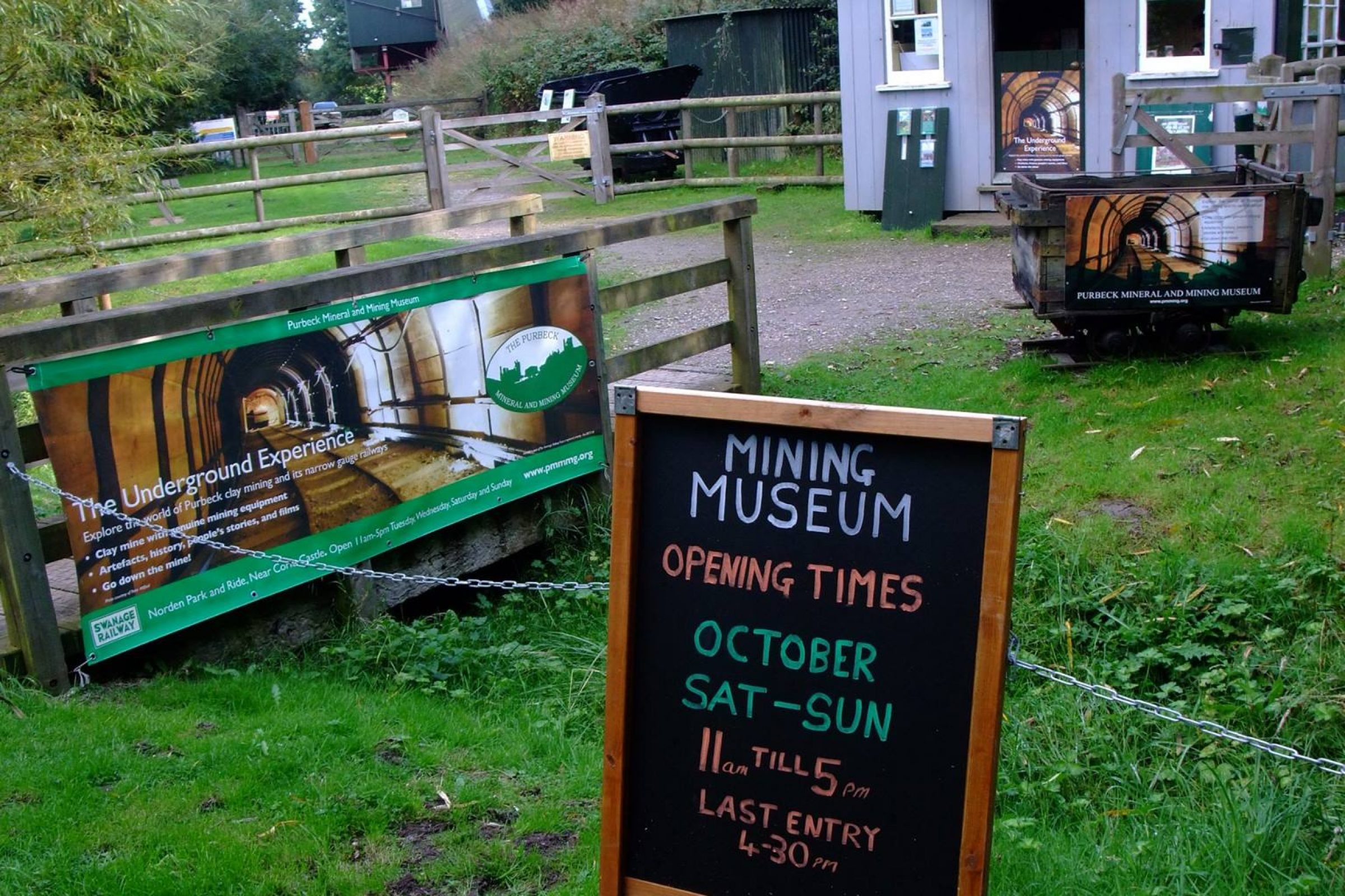 Purbeck Mineral & Mining Museum
