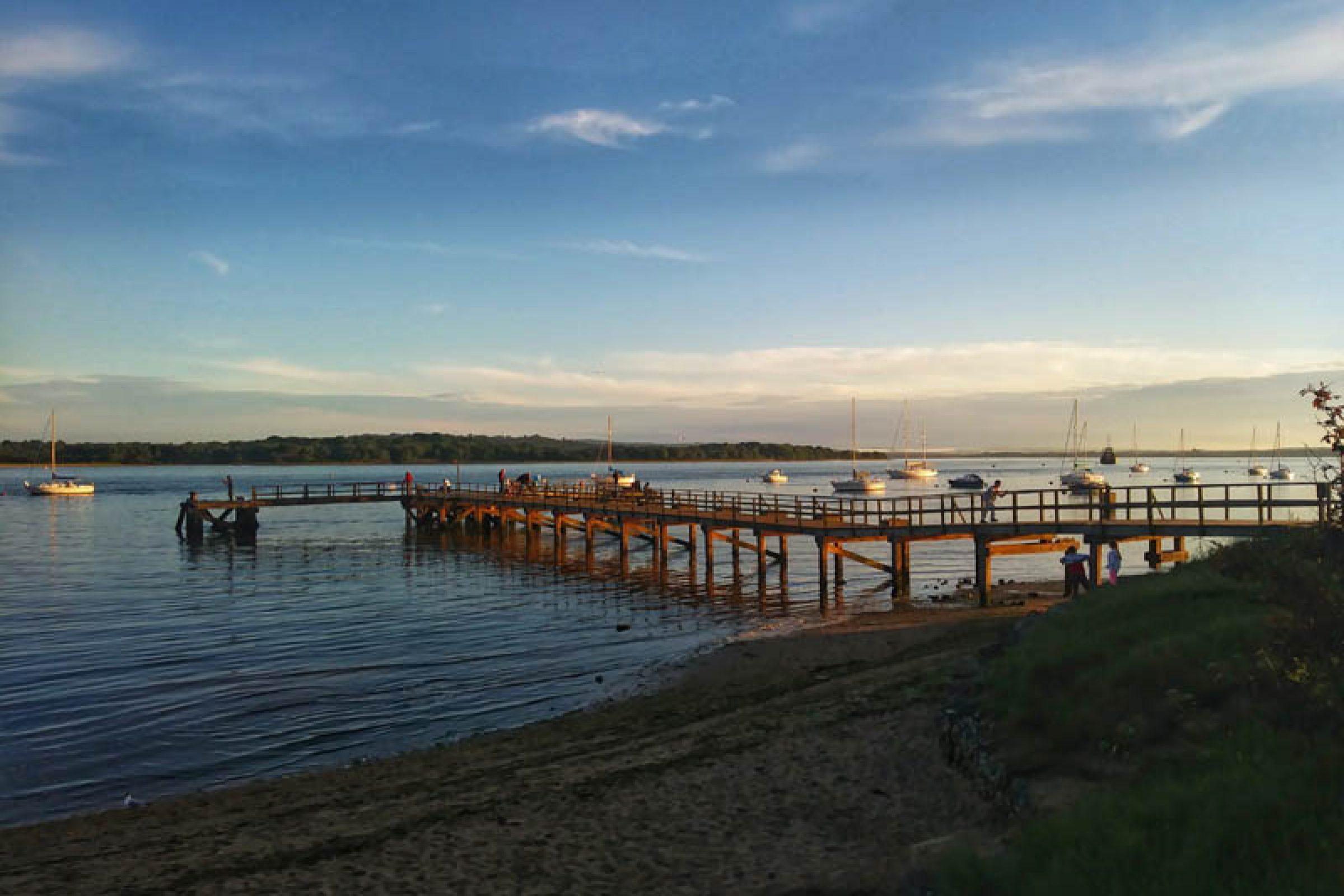 Lake Pier Beach