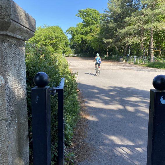 rent a bike from south lytchett manor