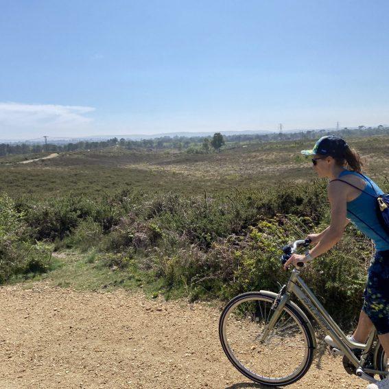 cycling near south lytchett