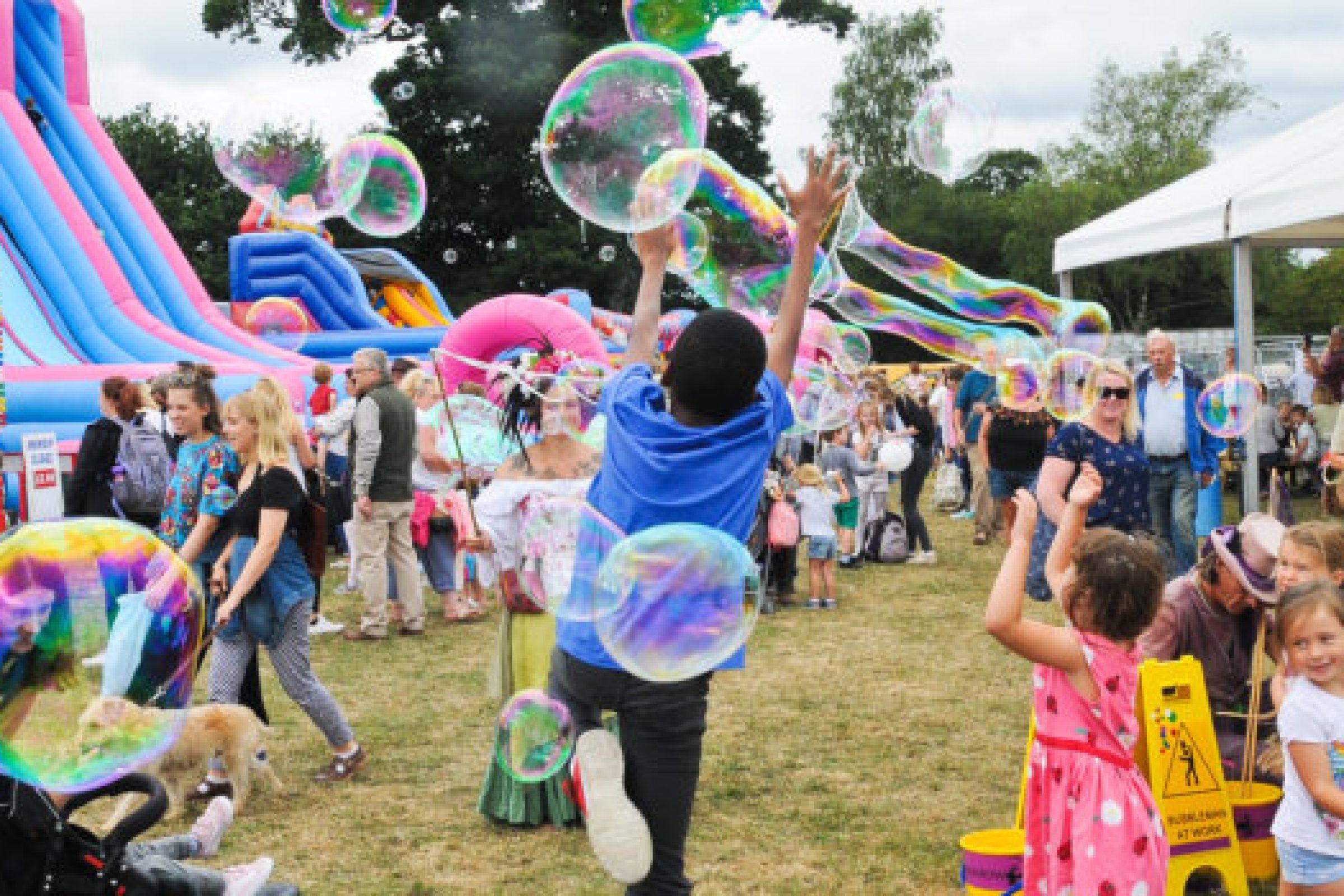 Gillingham and shaftsbury Festival