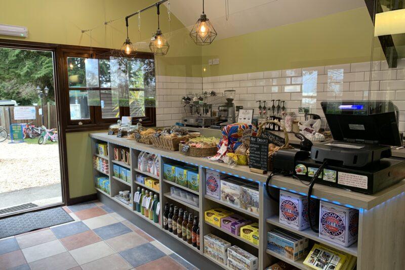 south lytchett manor on-site cafe
