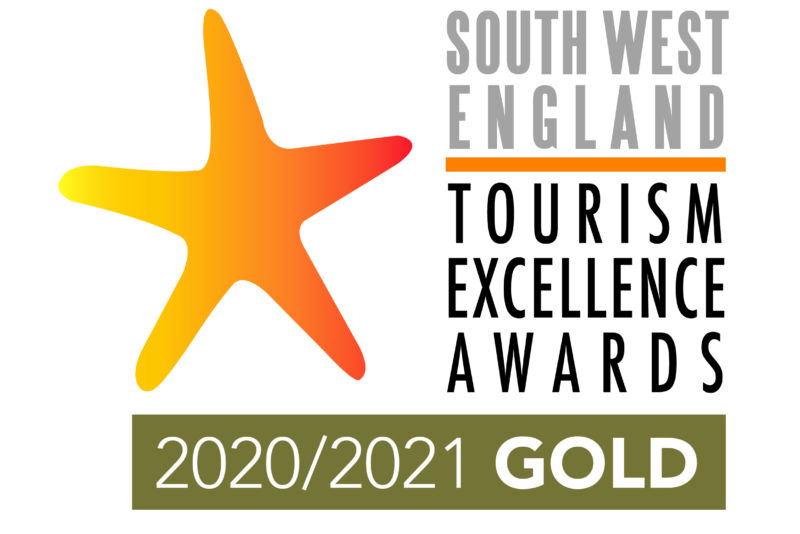 South Lytchett Manor wins Gold at South West Tourism Awards 2020-21!
