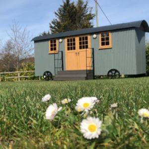 shepherd's hut poole