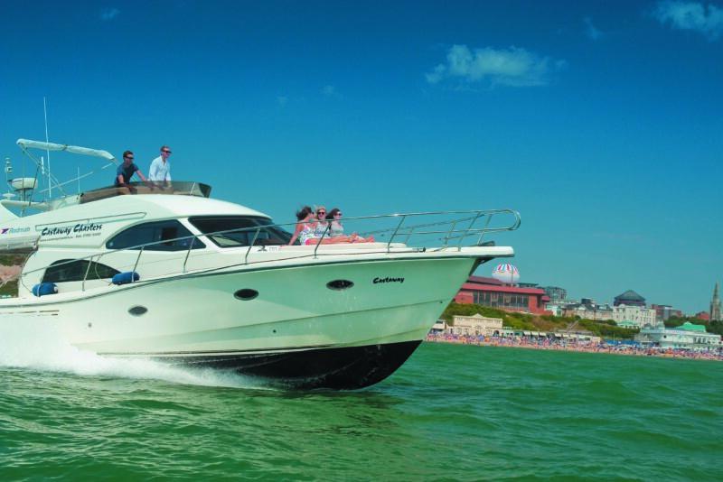 Castaway charters poole boat trips
