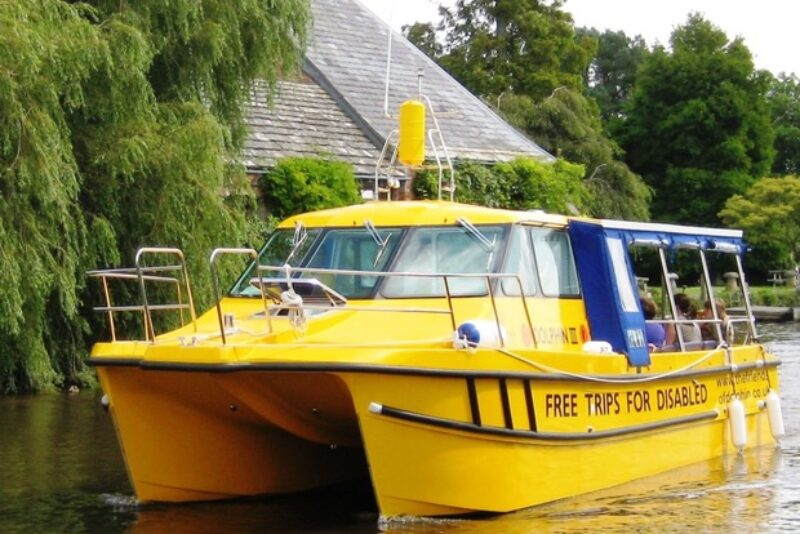 Dolphin III wareham river
