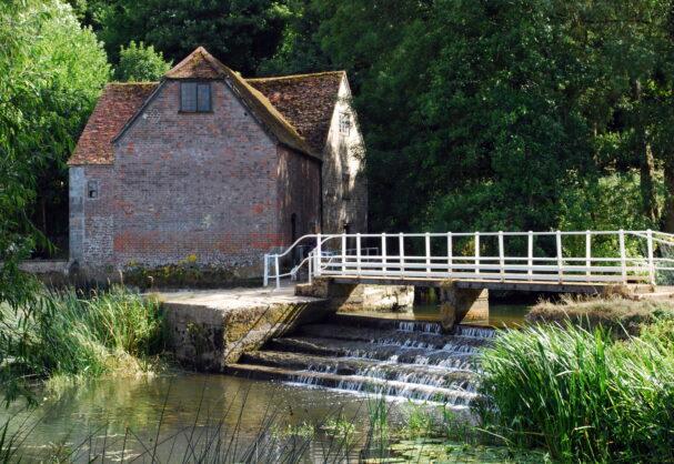 sturminster newton water mill